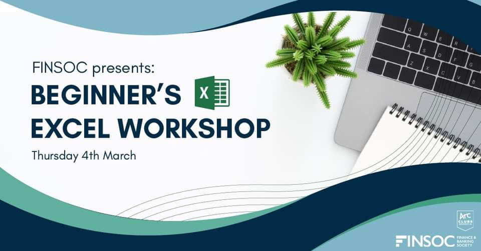Beginner's Excel Workshop