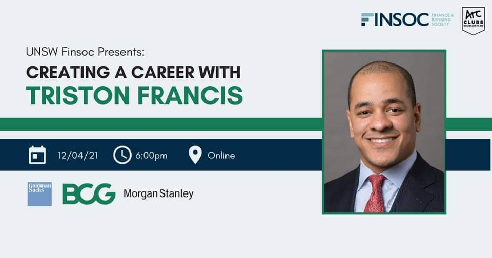 Creating a Career with Triston Francis