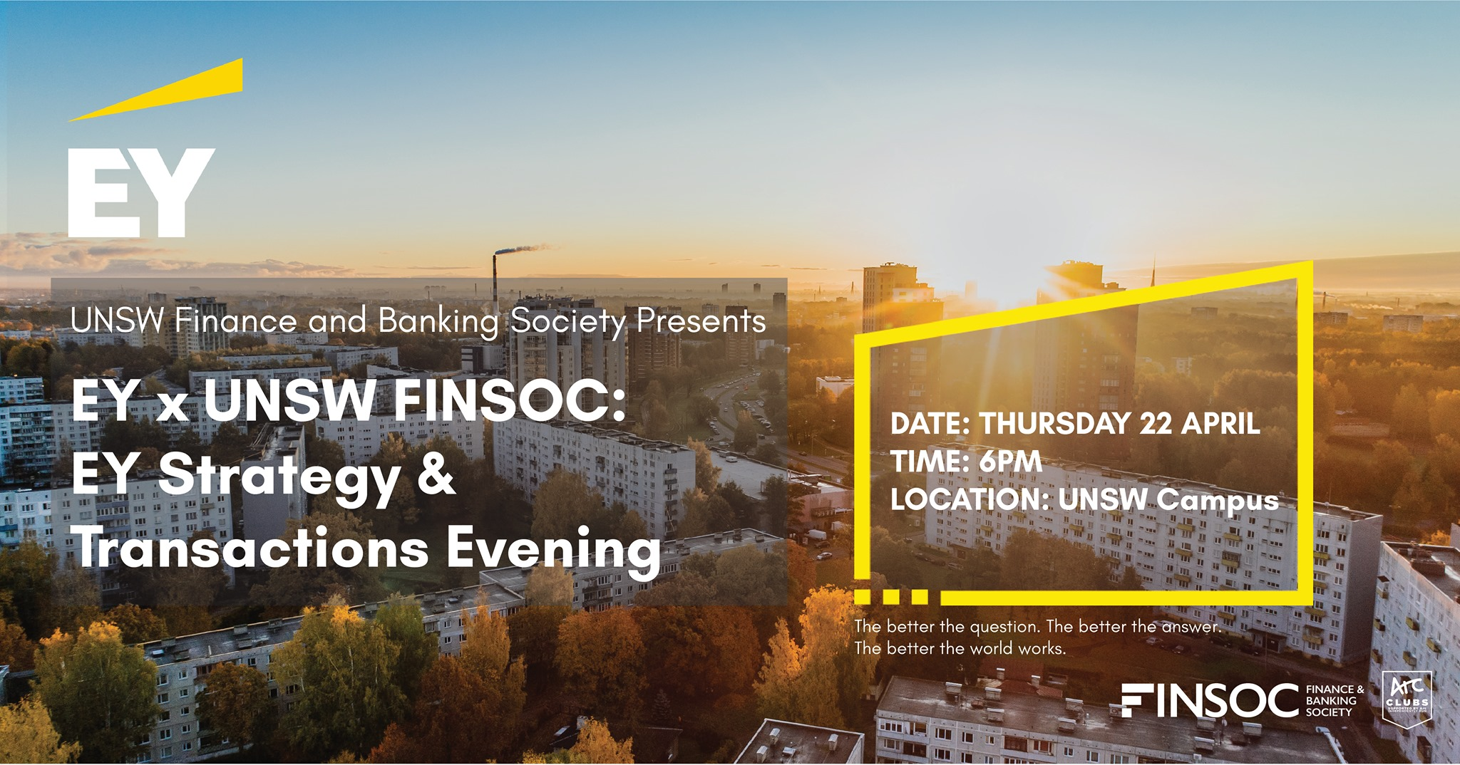 EY Strategy & Transactions Evening