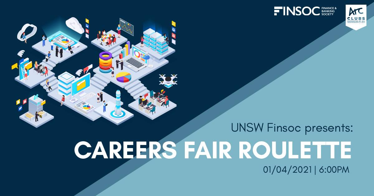 UNSW Finsoc presents: Careers Fair Roulette