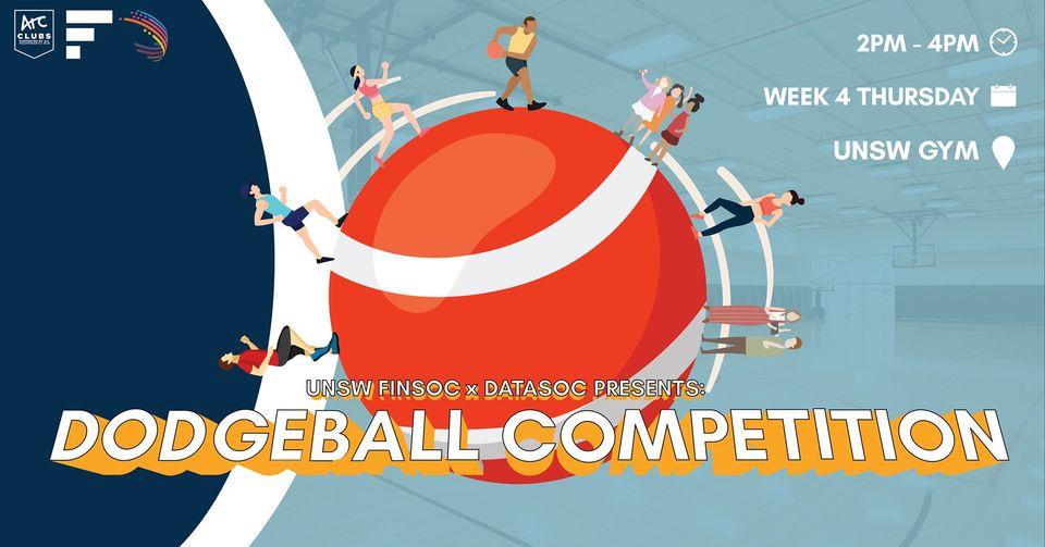 FINSOC x DataSoc Present: Dodgeball Competition