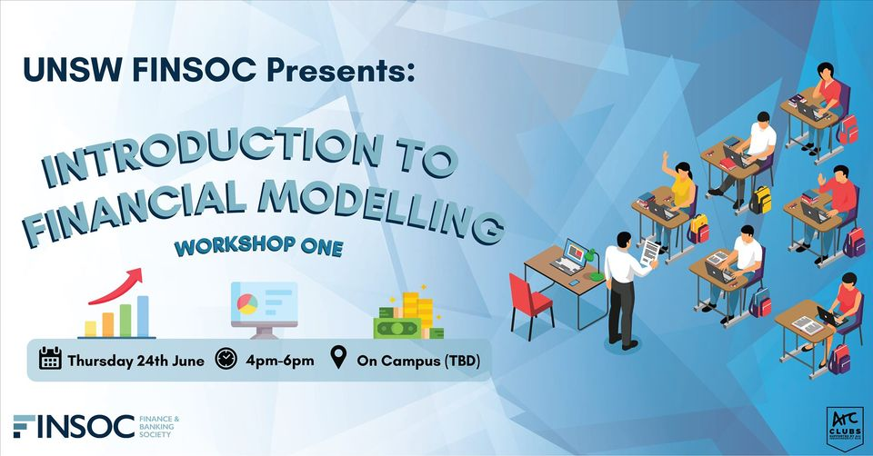 Introduction to Financial Modelling – Workshop 1