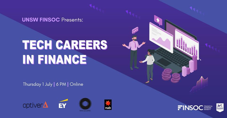 Tech Careers in Finance