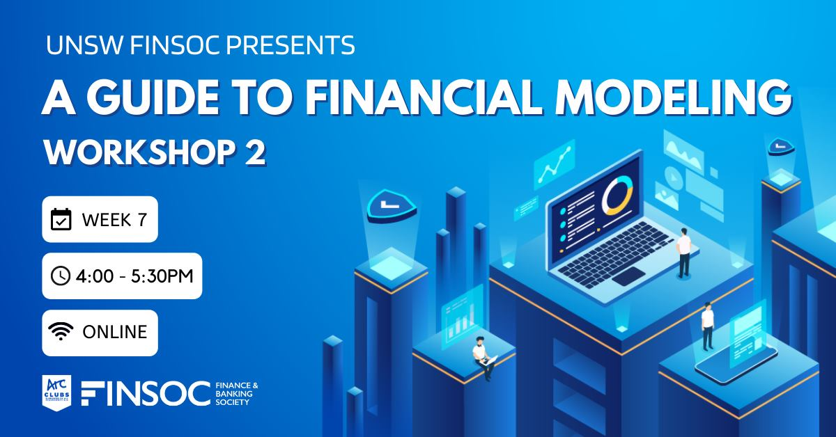 Introduction to Financial Modelling – Workshop 2